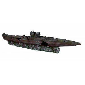 "Trixie Submarine Wreck - декорация для аквариума ""Субмарина"""