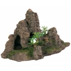 """Trixie Decoration Rock Formation –декорация для аквариума """"Скалы с пещерой"""""""