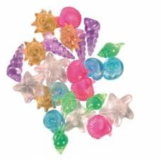 Trixie Set of Sea Creatures Crystal - Ракушки, декоративный набор