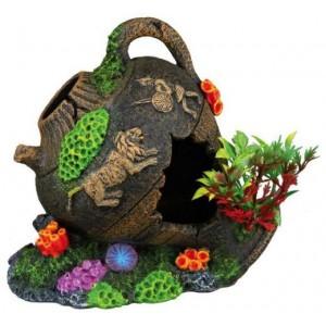 "Trixie Pot –декорация для аквариума ""Амфора римская"""