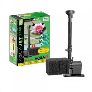 AquaEl PFN-2000 - фонтанная помпа для прудов