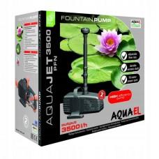 AquaEl PFN-3500 - фонтанная помпа для прудов