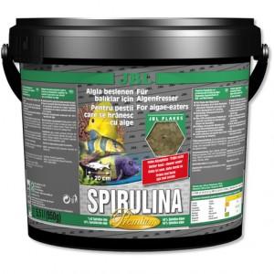 JBL Spirulina - кормдля растительноядных пресноводных и морских рыб
