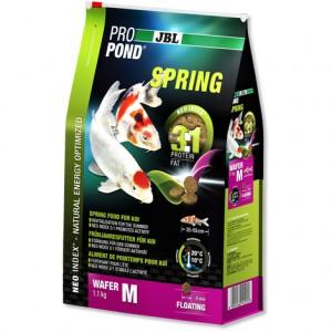 JBL ProPond Spring M - весенний корм для кои среднего размера