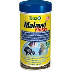 Tetra Malawi Flakes - корм для травоядных цихлид
