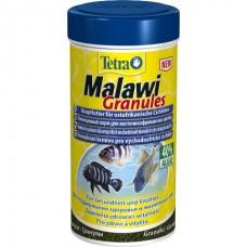 Tetra Malawi Granules - корм для всех травоядных цихлид