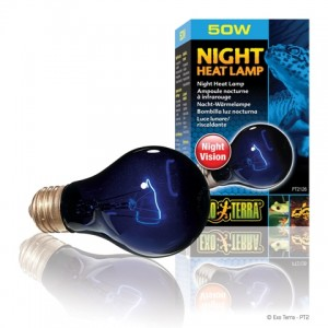 Hagen Exo Terra Night Heat Lamp - лампа накаливания ночная для обогрева