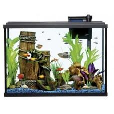 Resun Aquarium STH-140 - аквариум с фильтром и освещением (762x316x558 мм) / 140 литров