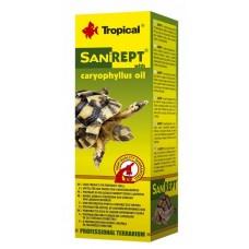 Tropical Sanirept - средство для ухода за панцирем сухопутных черепах
