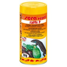 Sera Raffy P - Основной корм для водяных черепах