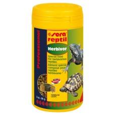 Sera Reptil Professional Herbivor - корм для растительноядных рептилий