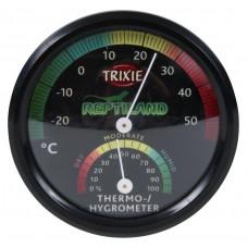 TrixieThermo Hygrometer –термо / гигрометр в террариум