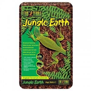 Hagen Exo Terra «Jungle Earth» - наполнитель для террариума / смешанный субстрат