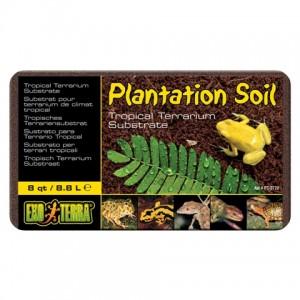 Hagen Exo Terra «Plantation Soil» - наполнитель для террариума / кокосовый субстрат