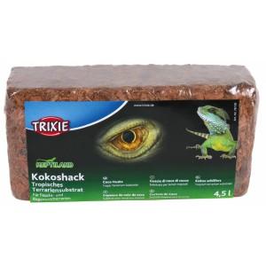 TrixieCoco Husks –наполнитель из кокосовой стружки для террариума