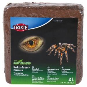 TrixieCoco Soil –наполнитель из кокосовогосубстрата для террариума