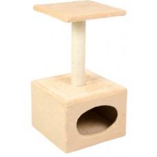 Priroda (Природа) -  дряпка для котов, большая с будкой