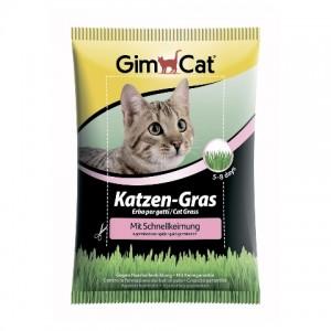 GimCat (Gimpet) Cat-Grass - трава для кошек