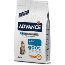 Advance «Эдванс» Cat Adult Chicken - корм для взрослых котов с курицей