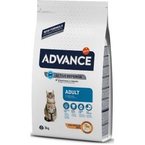 Advance «Эдванс» Cat Adult Chicken корм для взрослых котов с курицей