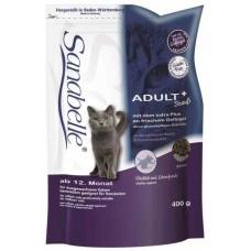 Bosch Sanabelle Adult Ostrich - сухой корм для домашних кошек с мясом страуса