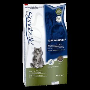 Bosch Sanabelle (Санабель) Grande сухой корм для крупных кошек старше года и кошек гигантских пород