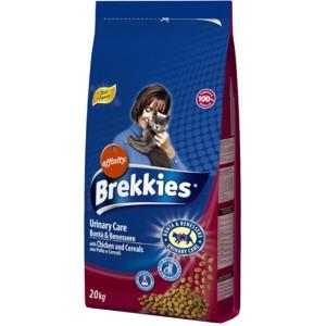 Brekkies «Бреккис» Cat Urinary Care - корм для профилактики мочекаменной болезни у кошек