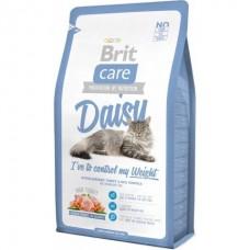 Brit Care Cat Daisy ☆ Брит Лайт для кошек склонных к излишнему весу