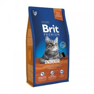 Brit Premium Cat Indoor ● корм для домашних кошек