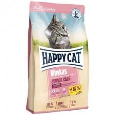 Happy Cat Minkas Cat Junior Care - корм для котят / домашняя птица