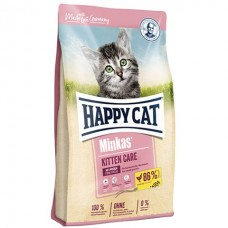 Happy Cat Minkas Kitten Geflugel - корм для котят с домашней птицей