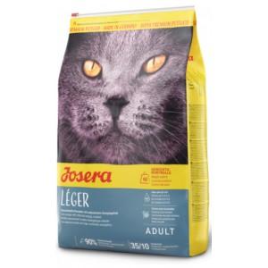 Josera Leger корм супер-премиум класса для малоактивных и для стерилизованных кошек и котов