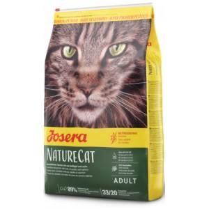 Josera Nature Cat - беззерновой корм для кошек с чувствительным пищеварением