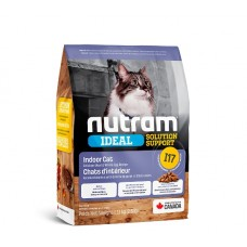 Nutram Ideal Solution Support Finicky Indoor Cat Food (I17) - корм для кошек, живущих в помещении