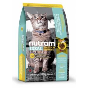 Nutram Ideal Solution Support Weight Control Cat Food (I12) - корм для кошек, склонных к ожирению