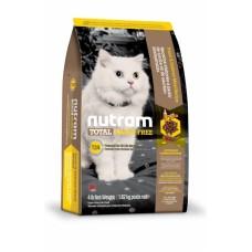 Nutram Total Grain-Free (T24) Salmon & Trout Cat Food - беззерновой корм для кошек / лосось с форелью