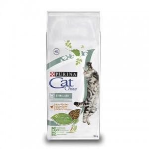 Cat Chow Special Care Sterilized корм для стерилизованных котов и кошек