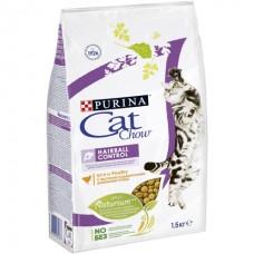 Cat Chow Special Care Hairball - корм для кошек / выведения шерсти из желудка