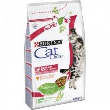 Purina Cat Chow Urinary Tract Health - корм для поддержания здоровья мочевыделительной системы кошек