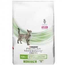 Purina Veterinary Diets  HA HypoAllergenic Feline - лечебный корм при аллергии для кошек