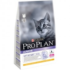 Purina Pro Plan Junior Chicken - корм для котят