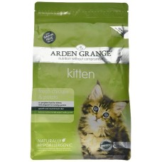 Arden Grange Kitten Fresh Chicken & Potato - корм для котят / курица с картофелем