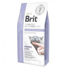 Brit Veterinary Diet Cat Grain Free Gastrointestinal - беззерновая диета при острых и хронических гастроэнтеритах у кошек