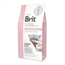 Brit Veterinary Diet Cat Grain Free Hypoallergenic - беззерновая гипоаллергенная диета для кошек