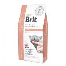 Brit Veterinary Diet Cat Grain Free Renal - беззерновая диета при хронической почечной недостаточности у кошек