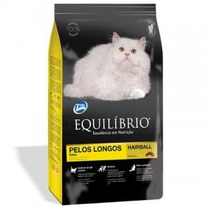 Equilíbrio (Эквилибрио) Adult Cat Long Hair - корм для длинношерстных кошек