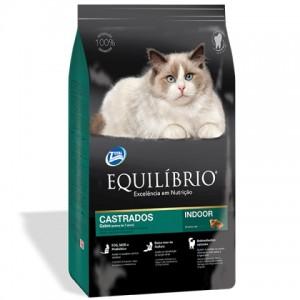 Equilíbrio (Эквилибрио) Cat Mature Neutered - корм пожилых стерилизованных кошек