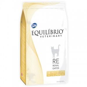 Equilíbrio Veterinary Renal Cat (RE) - лечебный корм для котов с заболеваниями почек