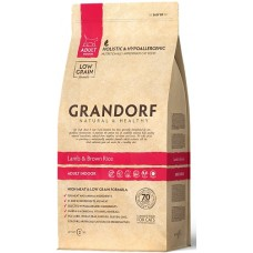 Grandorf (Грандорф) Lamb & Rice ADULT INDOOR - ягненок с рисом для взрослых кошек