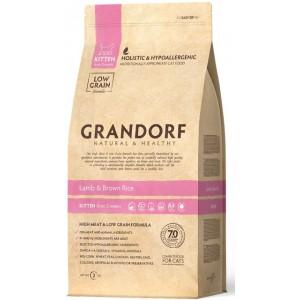 GRANDORF ♦ Ягнёнок с рисом для котят ♦ Lamb & Rice KITTEN